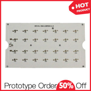Aluminum Four Layer LED Flex Strip PCB pictures & photos