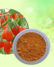 Organic Dried Goji Berry Powder pictures & photos