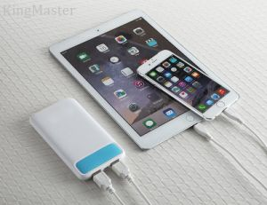 King Master 8000mAh|10000mAh Outdoor Portable Power Bank pictures & photos