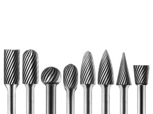 Tungsten Cemented Carbide Burrs Tungsten Carbide for Cutting Tool pictures & photos