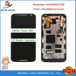Mobile Phone Touch LCD for Motorola Moto X2 Screen Display pictures & photos