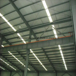 Modern Design Steel Structure Workshop with BV Certificate pictures & photos