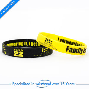 Promotional High Quality Wrist Strap Gift pictures & photos