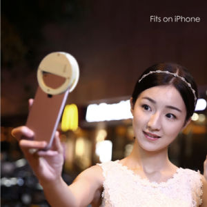 Wholesale Portable Beauty Selfie Ring Fill Light pictures & photos