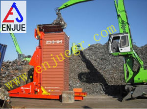 Container Unloading Ramp Hydraulic Telescoping Tilter for Container pictures & photos