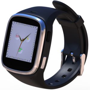 IP65 Smart Watch with Dynamic Heart Rate and Blood Pressure Monitoring pictures & photos