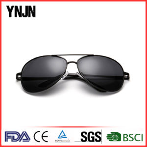 Hot Sale Ynjn Classic Metal Ce UV400 Sunglasses Polarized (YJ-A1031) pictures & photos