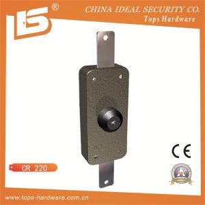 Round Cylinder Rim Lock, 2 Points - Cr 220 pictures & photos