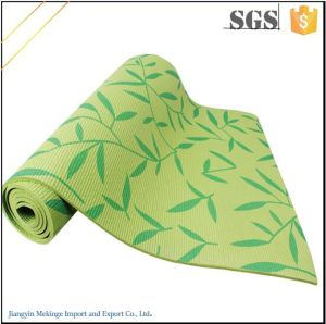 Lasting New Style Eco Yoga Mats PVC Printed Yoga Mat Factory pictures & photos