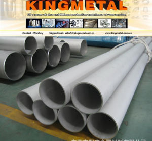 A312 Tp310s Seamless Stainless Steel Pipe with Best Quality, pictures & photos