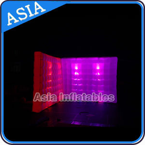 Newest Inflatable Lighting Air Wall for Event Decoration pictures & photos