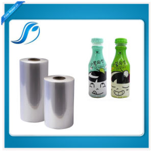 High Shrinkage Pet Shrink Film Ready to Print pictures & photos
