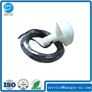 High Gain 40dBi Outdoor GPS Antenna with SMA Plug Rg58 Cable pictures & photos