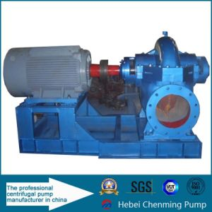 Horizontal Self-Priming Split Case Centrifugal Water Double Suction Pump pictures & photos