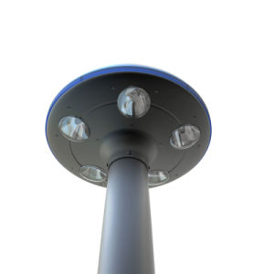 IP 65 LED Mushroom Solar Garden Light pictures & photos