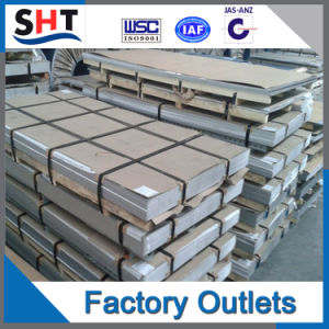 2mm 304 Stainless Steel Metal Plate pictures & photos
