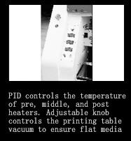 3.2m Polaris 512-35pl Solvent Printer pictures & photos