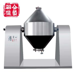 Double Cone Blender Machine for 400kg Dry Powder Blending pictures & photos