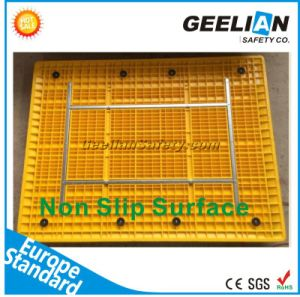 1220*800mm Plastic Traffic Safety Plate Cover for Platform pictures & photos
