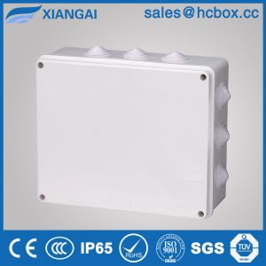 Waterproof Box Junction Box of Hc-Ba300*250*120mm Electrical Box Plastic Box IP65 pictures & photos