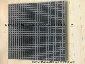 FRP/GRP Gritted Molded Grating, Fiberglass Grating, GRP Walkways/Platforms pictures & photos