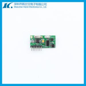 Super Heterodyne High Sensitivity RF Receiver Module Kl-Cwxm04 pictures & photos