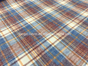 Cotton Hazy Yarn Dyed Fabric-Lz8412 pictures & photos