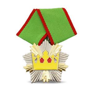 Custom 3D Souvenir Challenge Marathon Medal (GZHY-MEDAL-008) pictures & photos