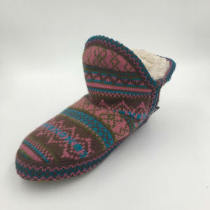 Multicolour Indoor Boots for Womens pictures & photos