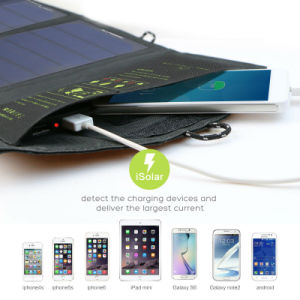 18W 5V Dual USB Output Solar Charger pictures & photos