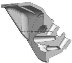 Die Casting Mould for Freightliner Common Head, Die Casting Die pictures & photos