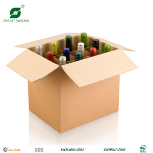 Carboard Carton|Corrgated Wine Boxes (FP0085) pictures & photos