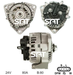 Bosch Alternator 0124555003 Ca1694IR 12589 pictures & photos