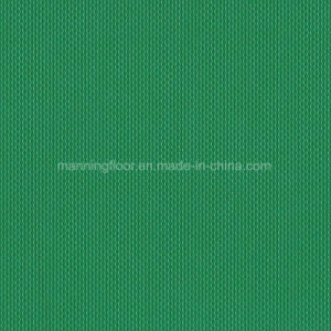 PVC Sports Flooring for Badminton Table Tennis Grid Pattern-4.5mm Thick Hj202 pictures & photos
