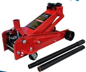 SGS 3 Ton Hydraulic Floor Trolley Jack pictures & photos