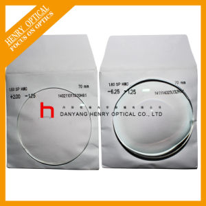 1.61 Mr-8 High Index Single Vision Optical Lens Hmc pictures & photos