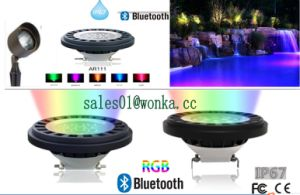 LED AR111 PAR36 LED Outdoor in Sealed Fixture ETL pictures & photos