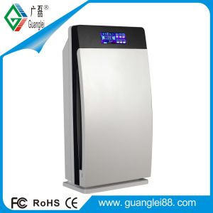 Factory Direct Smart Home Pm2.5 UV HEPA Sterilizer Air Purifiers with LCD Display pictures & photos