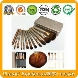 Makeup Brush Set Metal Tin pictures & photos