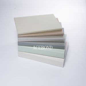 Curtain Wall 10mm Aluminum Honeycomb Panel (ACE-51-52) pictures & photos
