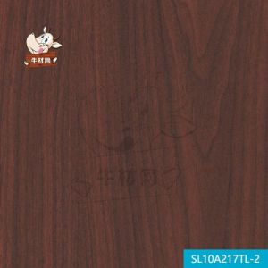 Melamine Film Faced MDF Board SL10A217tl-2 pictures & photos