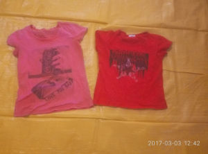 Wholesale Baled Sorted Ladies Short Sleeve T-Shirt Used Clothing California Style pictures & photos