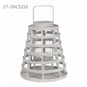 Special Unique Vintage Compound Style Bamboo Lanterns with Handles pictures & photos