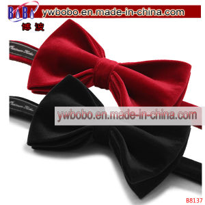 Printed Ties Bow Tie Pre Tied Adjustable Necktie (B8137) pictures & photos