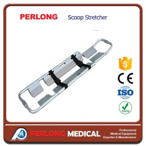 Convenient Hospital Scoop Stretcher with Low Price pictures & photos