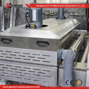 Horizontal Glass Washing and Drying Machine for Photovoltaic Glass pictures & photos