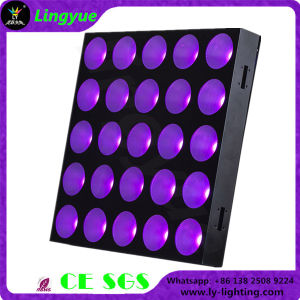 RGBW 5X5 Cel 30W 25 Heads 3in1 LED Matrix Blinder Light pictures & photos
