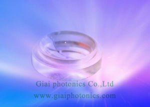 UV Fused Silica Plano-Concave (PCV) Optical Lenses for Laser Applications pictures & photos