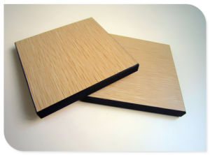 Single Side Compact Laminate Board HPL Sheets 0.5-1mm pictures & photos