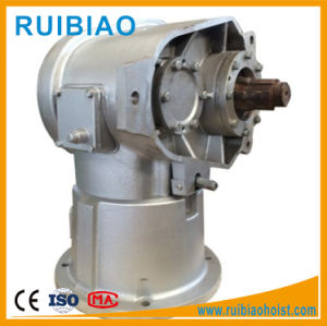 11-15 Kw Ratio 16: 1 Speed Reducer for Construction Hoist pictures & photos